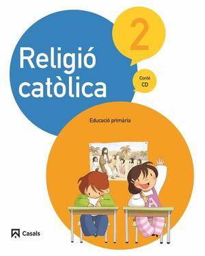 (CAT).(15).RELIGIO CATOLICA 2N.PRIMARIA