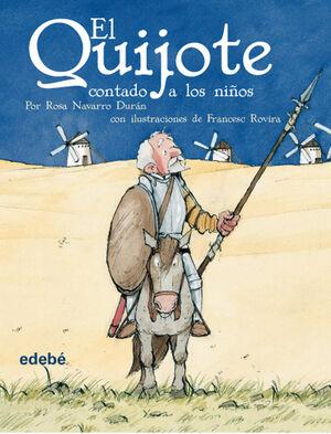 El Quijote contado a los niños (versión escolar para EP)