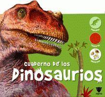 Cuaderno de los Dinosaurios