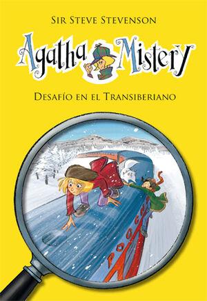 Agatha Mistery 13. Desafío en el Transiberiano