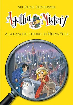 Agatha Mistery 14. A la caza del tesoro en Nueva York