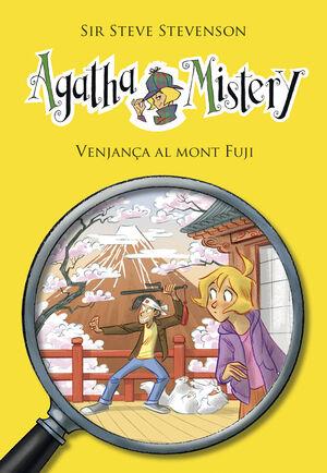 Agatha Mistery 24. Venjança al mont Fuji