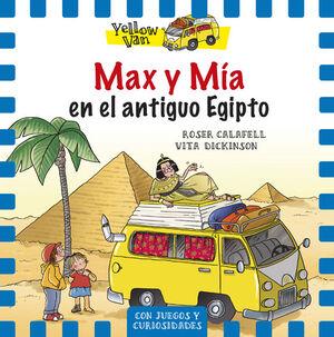 Max y Mía en Egipto
