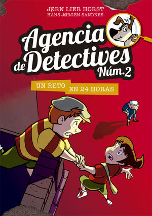 Agencia de Detectives Núm. 2 - 3. Un reto en 24 horas