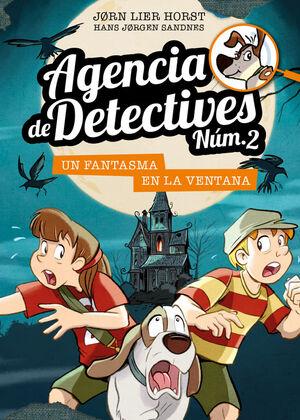 Agencia de Detectives Núm. 2 - 10. Un fantasma en la ventana