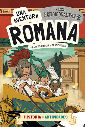 Los Historionautas. Una aventura romana