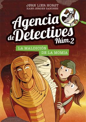Agencia de Detectives Núm. 2 - 12. La maldición de la momia