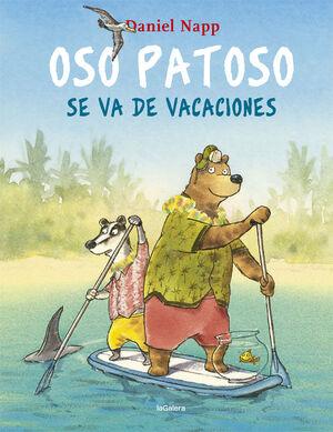 Oso Patoso se va de vacaciones
