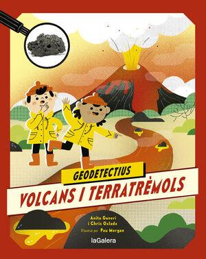Geodetectius 2. Volcans i terratrèmols