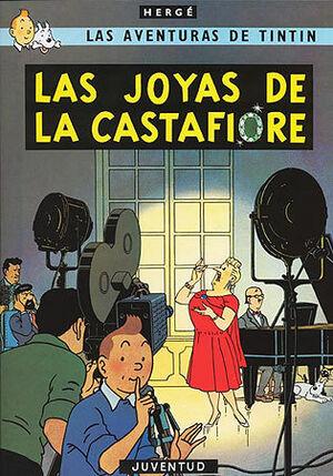 Tintin - Las joyas de la Castafiore