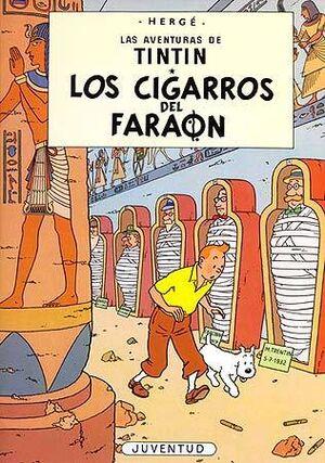 Tintin - Los cigarros del faraón