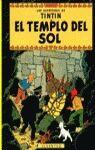 Tintin 14 - El templo del sol