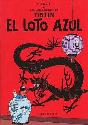 Tintin- El loto azul