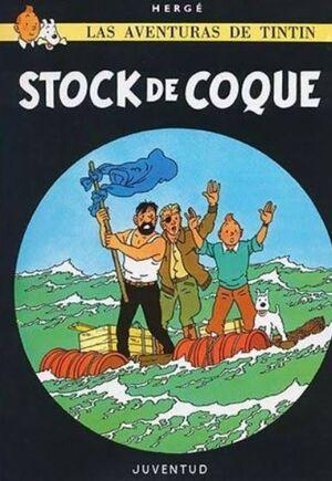 Tintin 19 - Stock de coque