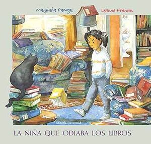 La niña que odiaba los libros