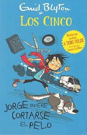 JORGE QUIERE CORTARSE EL PELO