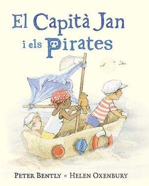 El capità Jan i els pirates