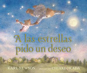 A las estrellas pido un deseo