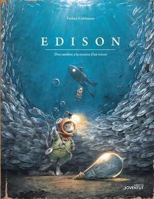 EDISON. DOS RATOLINS A LA RECERCA D'UN TRESOR