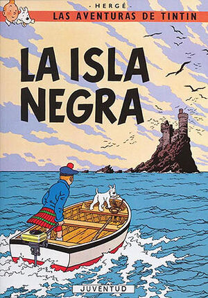 Tintin - La isla Negra