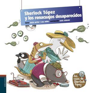 SHERLOCK T Y L RENACUAJOS