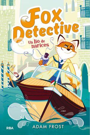 Fox detective 2: un lio de narices