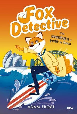 UNA AVENTURA A PEDIR DE BOCA. FOX DETECTIVE 4