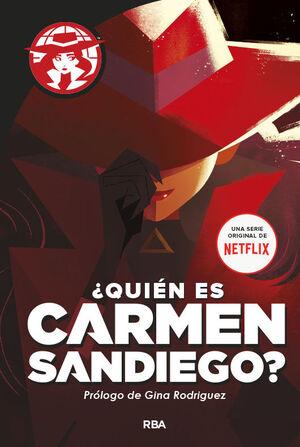 ¿quien es Carmen Sandiego?