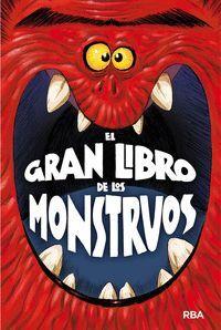 GRAN LIBRO DE LOS MONSTRUOS