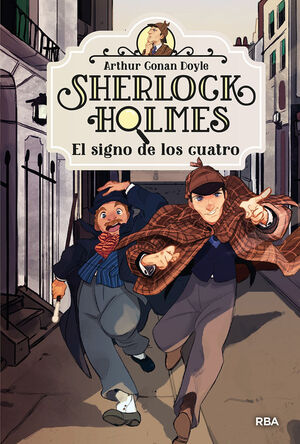 Sherlock Holmes 2. El signo de los cuatro