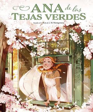 Ana de las Tejas Verdes (álbum)