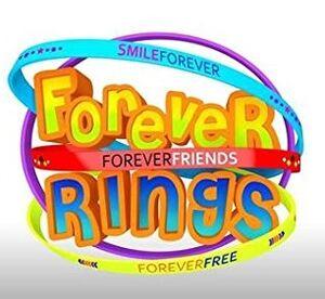 BLISTER 7 SOBRES FOREVER RINGS