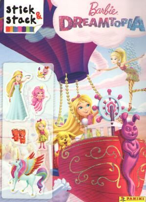 Barbie dreamtopia stick stack