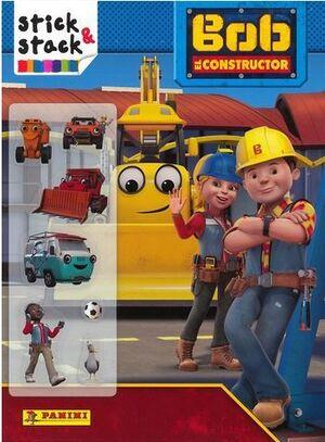 BOB EL CONSTRUCTOR STICK AND STACK 231