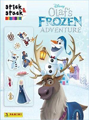 Frozen. Una aventura de Olaf