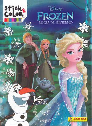 Frozen. luces de invierno
