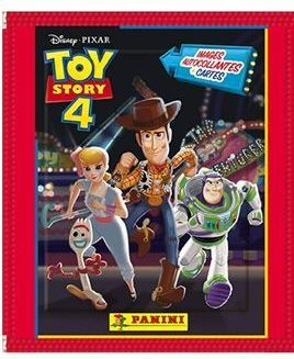 BLISTERS 7 SOBRES TOY STORY 4
