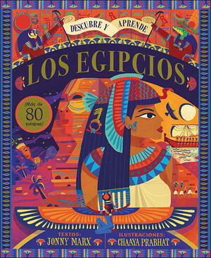 Descubre y aprende Los egipcios