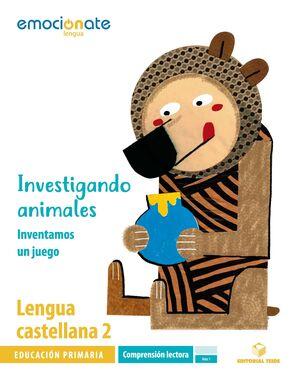 Lengua castellana 2EPO. Comprensión lectora - Emociónate