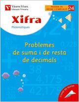 Xifra Quadern 24.  Matematiques.  Reforç I Ampliacio