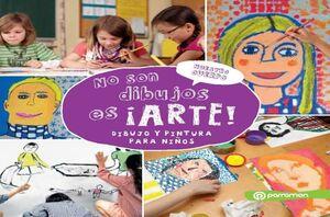 NUESTRO CUERPO. Dibujo y pintura para niños