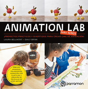 ANIMATION LAB PARA NIÑOS.