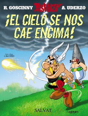 ASTERIX-33 -EL CIELO SE NOS CAE ENCIMA-
