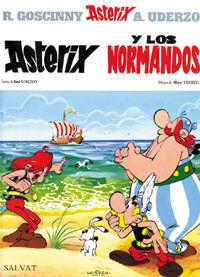 ASTERIX Y LOS NORMANDOS (N.9)