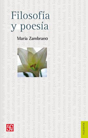 Filosofía y poesía