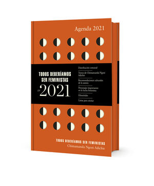 Agenda 2021 Todos deberíamos ser feministas
