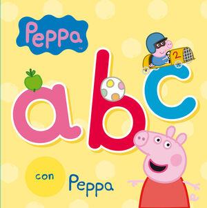 ABC CON PEPPA (LA PORQUETA PEPA. TOT CARTRO)