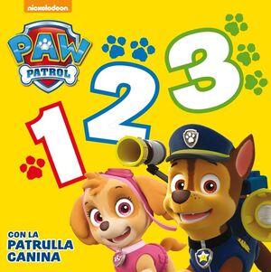 1, 2, 3 CON LA PATRULLA CANINA.(PAW PATROL)