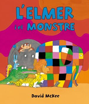 L'Elmer i el monstre (L'Elmer. Primeres lectures)