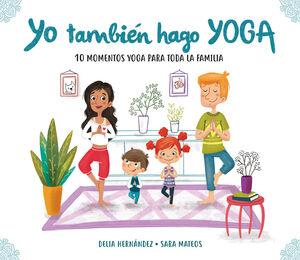 Yo también hago yoga